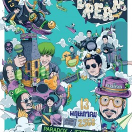 UPD poster cre8