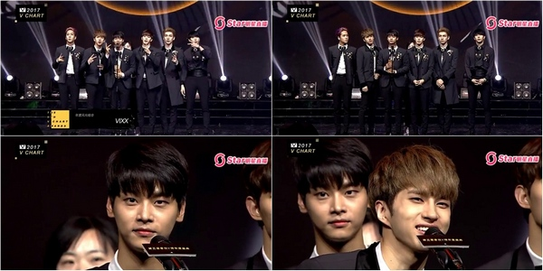 VIXX - The 5th Vchart Awards 02