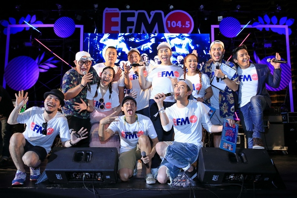 EFM Six Pack on The Beat (8)