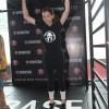 Athlete workout resize