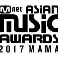 [CJ E&M]2017 MAMA logo