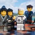 The LEGO Ninjago  (2)