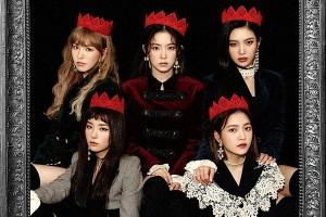 [Group Image_1] Red Velvet - The 2nd Album 'Perfect Velvet'