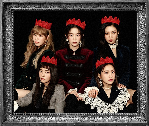 [Group Image_1] Red Velvet - The 2nd Album 'Perfect Velvet'