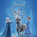 OLAF'S FROZEN ADVENTURE Keyart