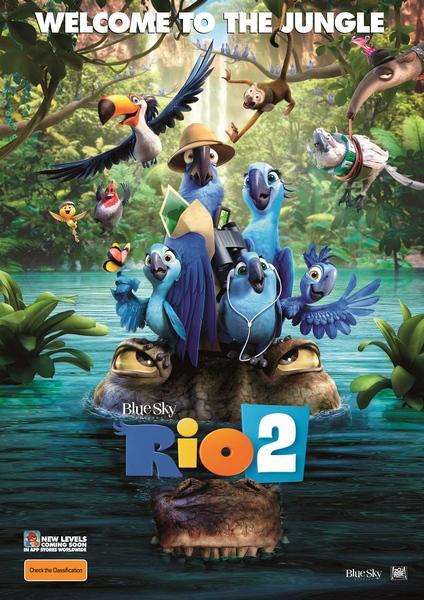 Rio2 -- Poster 1