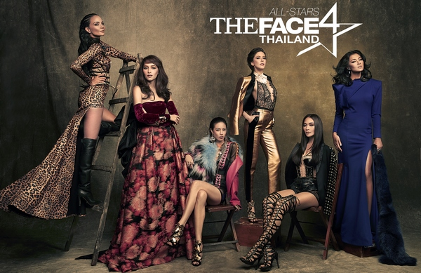 Poster- TheFaceAllStars